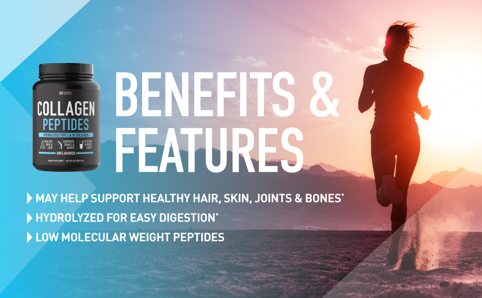 Sports Research Collagen Peptides XL
