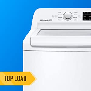 top, load, washer, cleaner