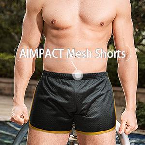 AIMPACT MENS MESH SHORTS