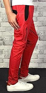 Pantalones vaqueros largos para niños, elásticos, para niños