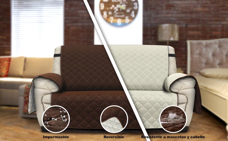 2 Seater Sofa Protector