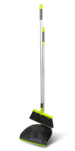 Amazon.com: TreeLen Broom and Dustpan / Dustpan with Broom