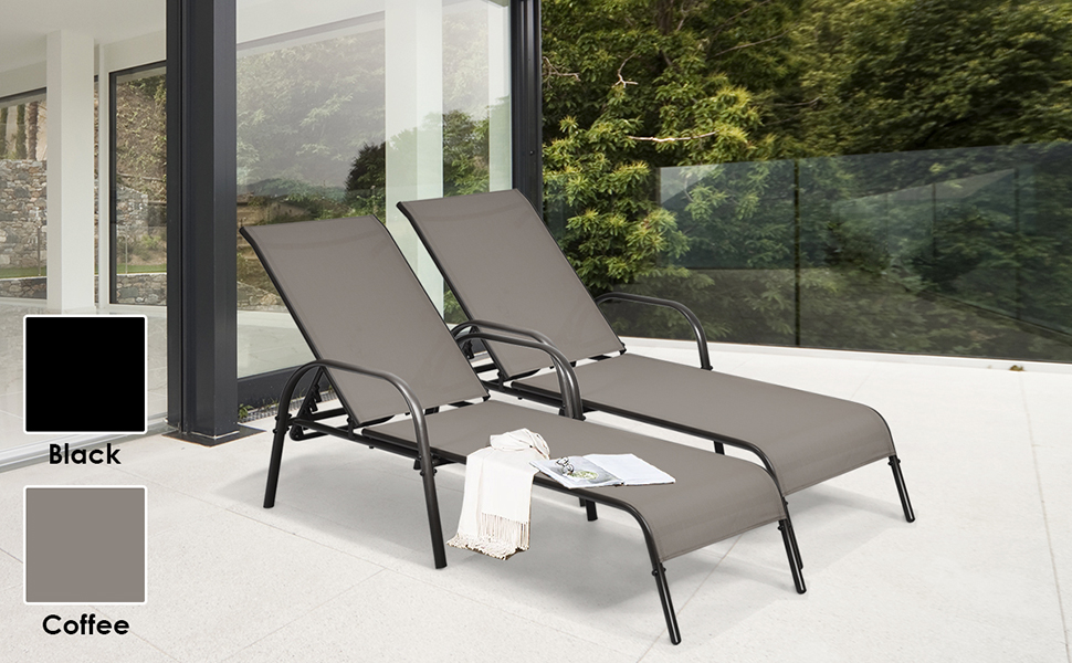patio lounger chairs