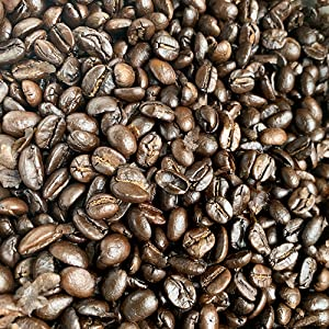 roasting coffee bean