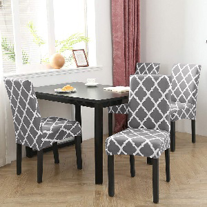 Chair Seat Cushion Slipcovers