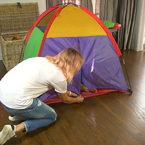 outdoor indoor playing tent