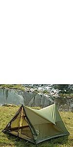 backpacking tent, 2 man tent, ultralight backpacking tent, ultralight tent, camping, hiking, trekker