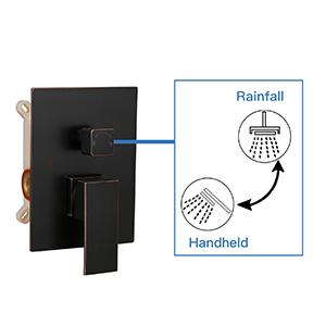 shower head system