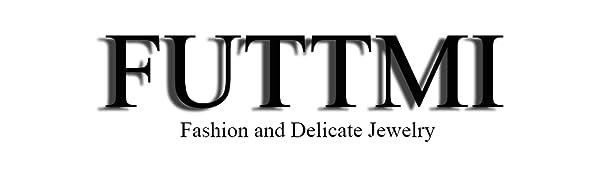 FUTTMI fashion jewelry