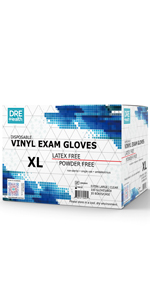 Vinyl Gloves - Case