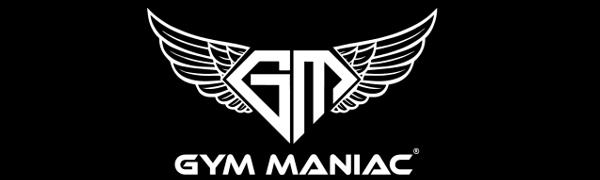 Gym Maniac GM Logo
