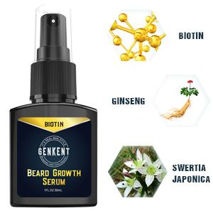 Genkent Beard Serum Oil