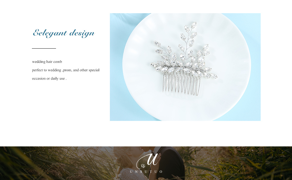 hair combs for wedding