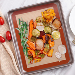 baking vegetables