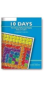Learning Wrap-ups multiplication workbook