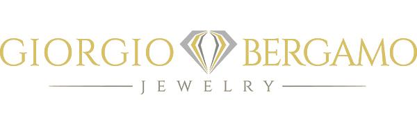 giorgio bergamo jewelry gold sterling silver fancy trendy real authentic italian costume fashion