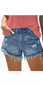 jean shorts for women Casual jean shorts for summer shorts for wome