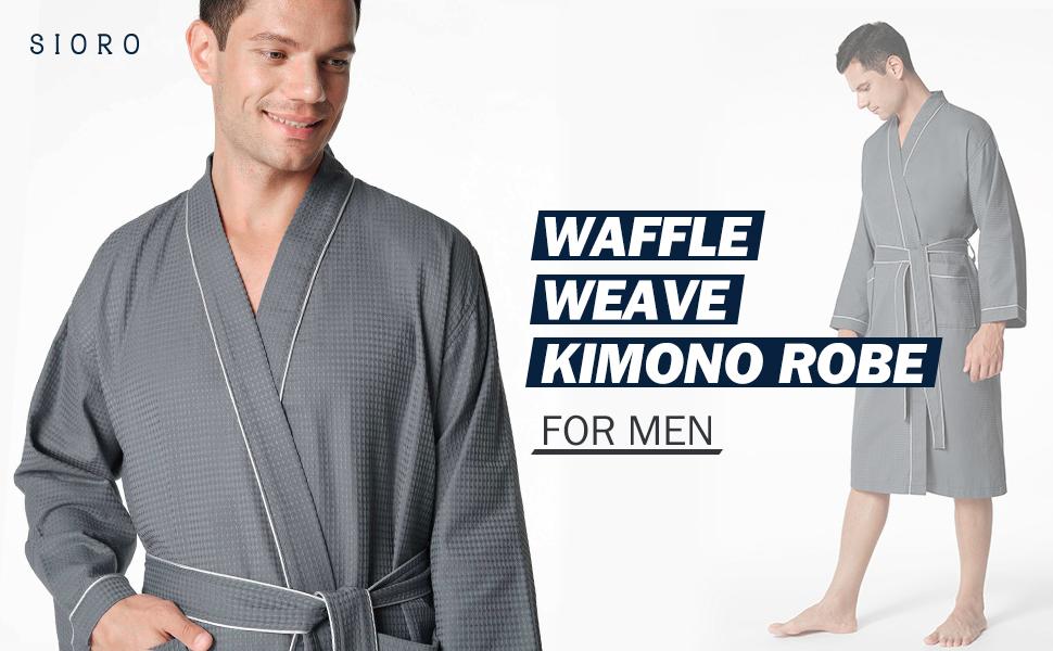 bathrobe men