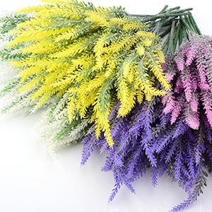 artificial lavenders
