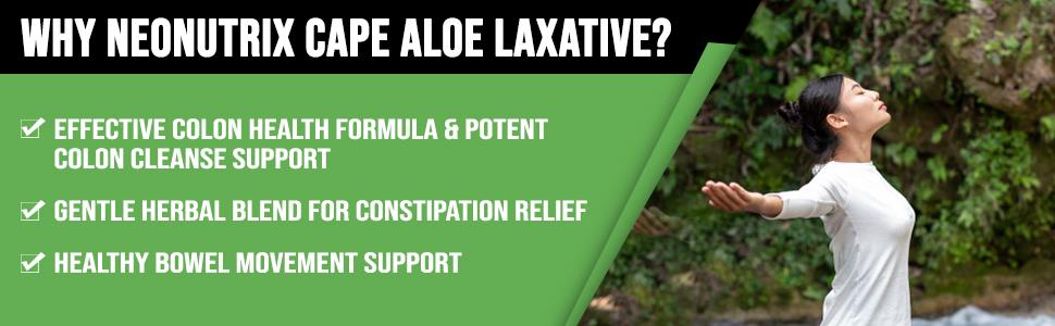 Neonutrix Cape Aloe