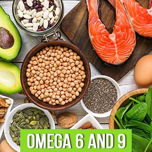 Omega 6 and 9