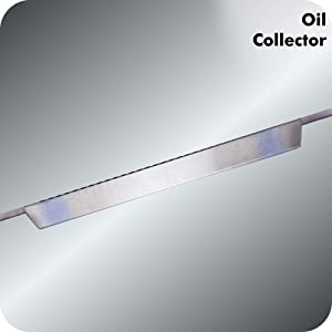 Elica 60 cm 1200 m3/hr Filterless Chimney WDFL HAC TOUCH 60 MS, Touch + Motion Sensor Control, Black