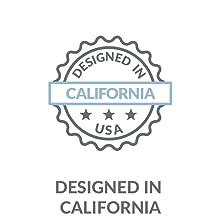 Designed in California
