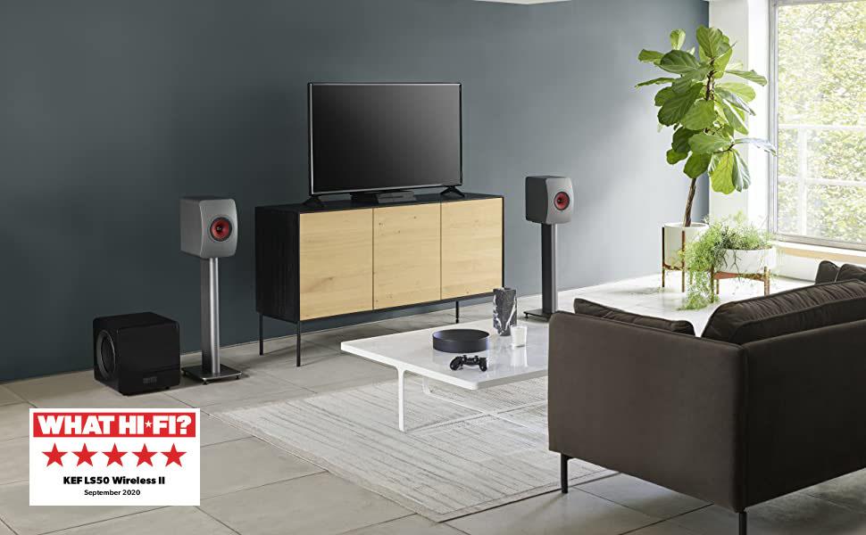 LS50 W TV