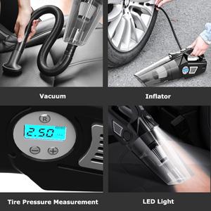 car vacuum cleaner high power cordless
