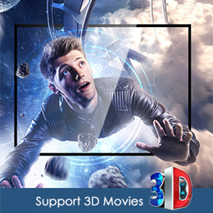 Support 3D Movies
