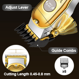 Adjustable Hair Clippers