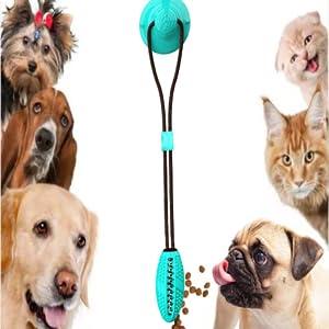 dog finger toothbrush dog teething toys dog toothbrush stick tug toy for dogs