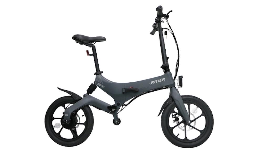 IWATMOTION iWatScooter eScooter Eléctrica Plegable iRider Gris ...