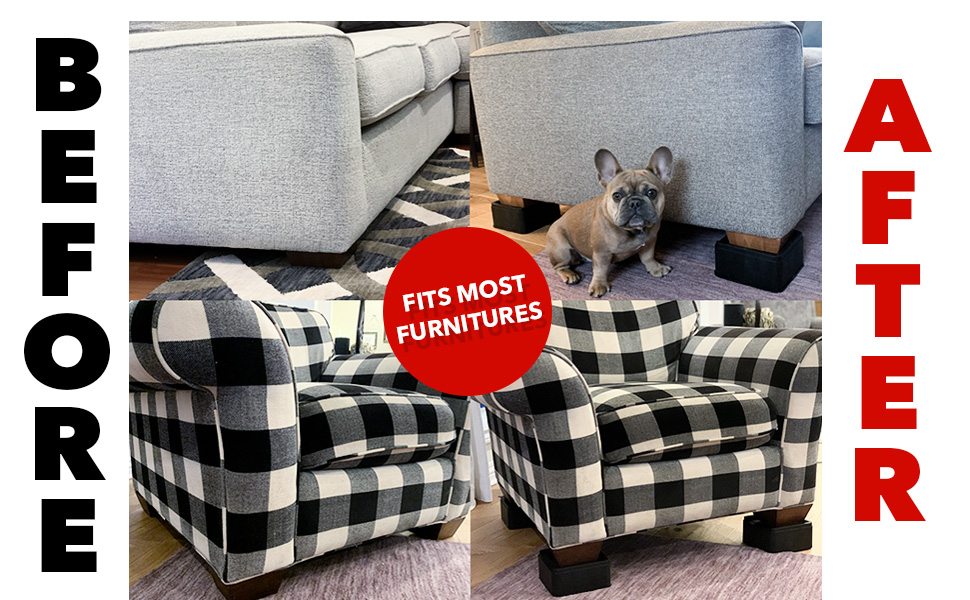 furniture riser