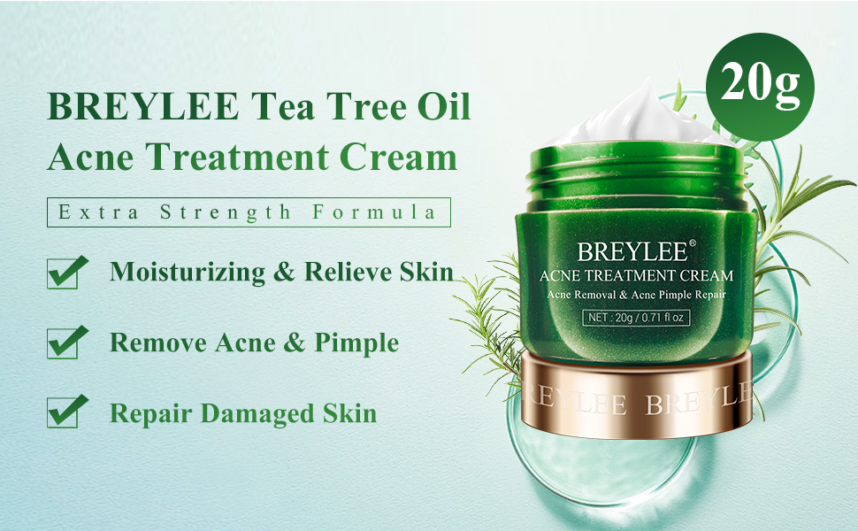 BREYLEE Acne Treatment Cream