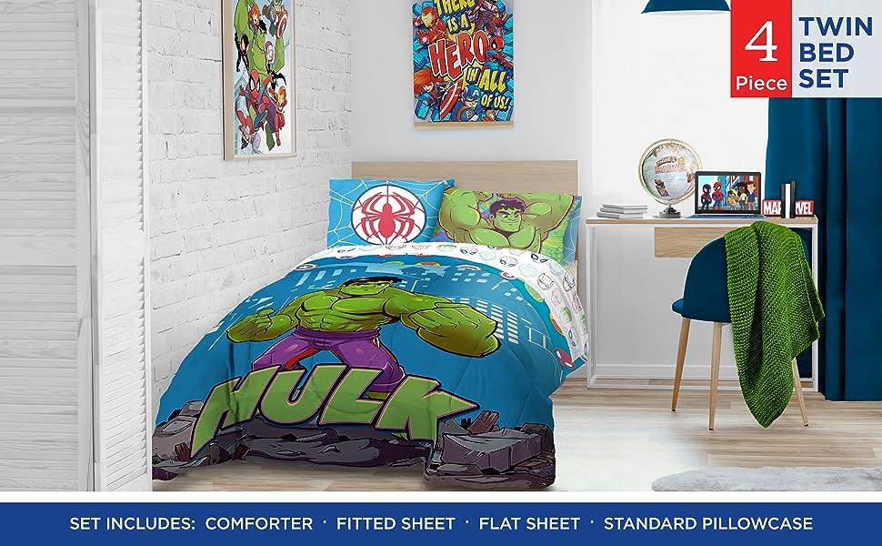 Super hero adventures, hulk out