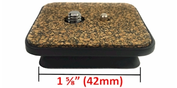 ambico v0554 quick release plate