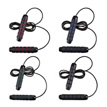 adjustable jump rope workout gym tool home exercise