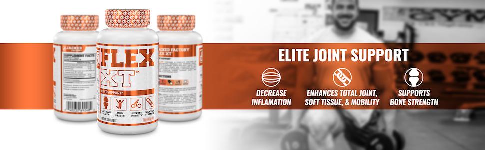 Flex-XT - Elite Joint Support
