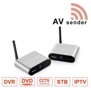 measy AV540 5.8GHz 8 Canales RCA Inalámbrico emisor y Receptor ...