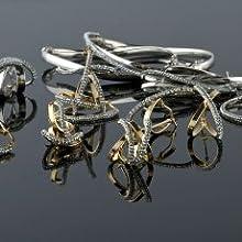 regalo donna moglie gioiello in oro argento orecchini pietre