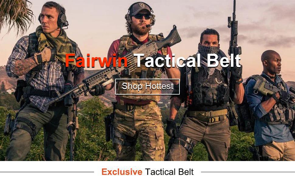 tactical belt for men