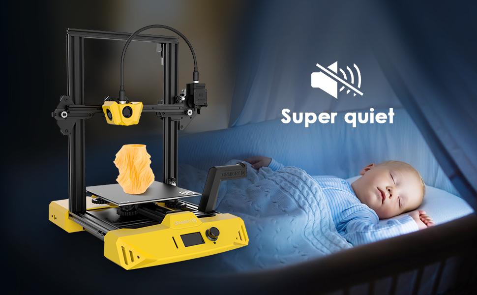 Super quiet