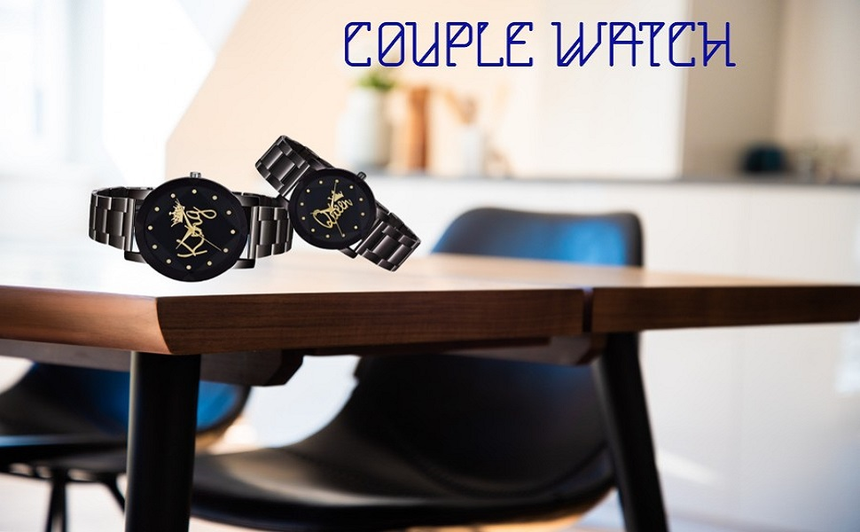 LEVERET COUPLE COMBO COLLECTION WATCHES