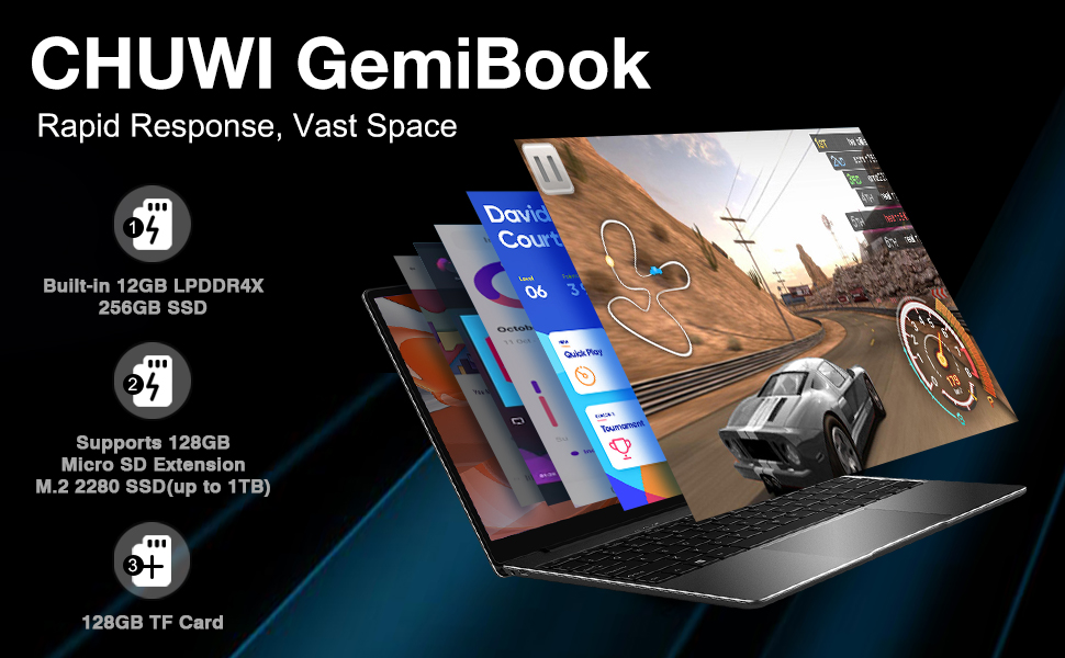 GemiBook