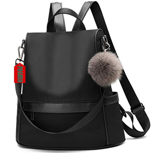 Pagwin PU Leather Backpack