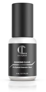 CICI Lash Diamond Clear Eyelash Extension Adhesive For Professional Lash Technicians