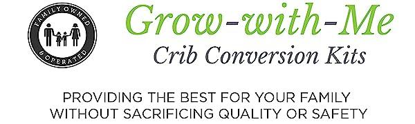Crib Conversion Kits