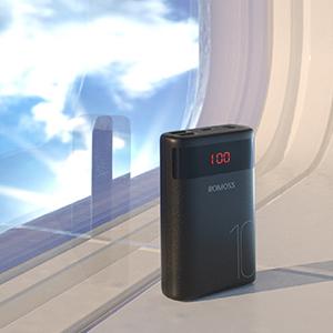 Powerbank take on flight