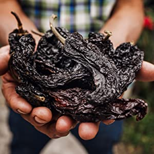 pure dried ancho